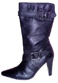 Ladies Leather Boots