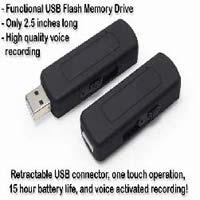 Spy USB Voice Recorder