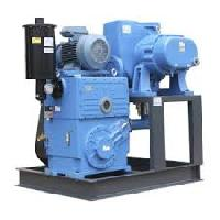 Industrial Rotary Piston High Vacuum Pump