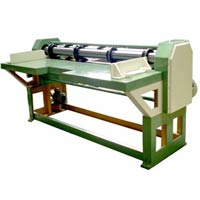 BOXMAC Four Bar Rotary Cutting & Creasing Machine