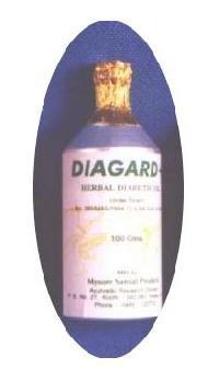 Antidiabetic Oil