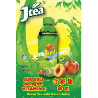 Jtea, Ice Tea, Juice