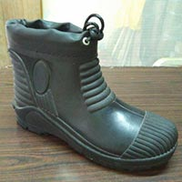 Ankle Rainy Safety Shoes