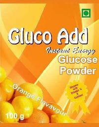 Orange Flavour Glucose Powder