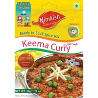 Keema Minced Meat Curry