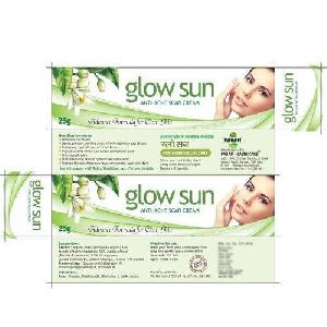 Herbal Glow Sun Cream