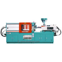Horizontal Screw Type Injection Molding Machine