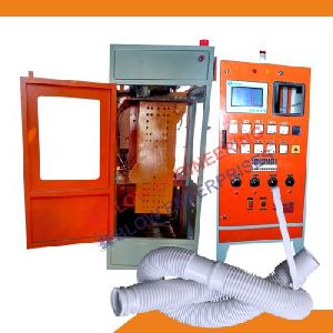 Long Mould Platen Plastic Blow Molding Machine