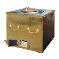 Copper Square Drum Tandoor
