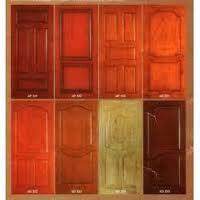 Red Meranti Wood Door