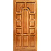 Ordinary Wooden Front Single Door Designs #2: Teak-wood-door-1273884.jpg