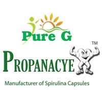 Propanacye Spirulina Capsules