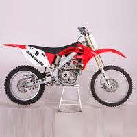 Srm 250 Cc Air Cool Dirt Motorcycle