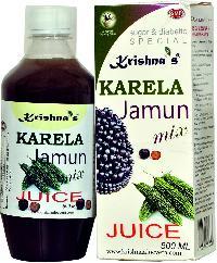 karela jamun mix juice