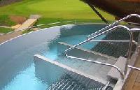 steel pools