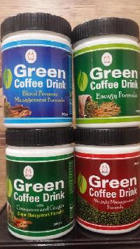 Processed Green Coffee