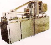 Sheet Cutting Model Chapati Making Machine