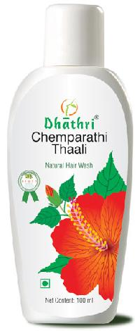 Chemparathi Thaali Natural Hair Wash Shampoo
