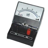 Moving Coil Ac Dc Meter