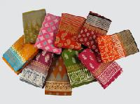 Block Printed Sarees