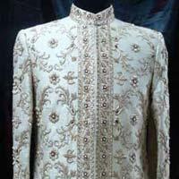 Item Code : SI-601 designer embroidered sherwanis