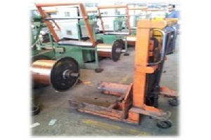Roll Lifting Hydraulic Lifts Or Stackers