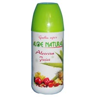 Aloe Natural Juice With Mixed Fruit