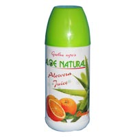 Aloe Natural Juice With Orange