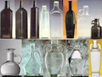 Glass Oil Bottles