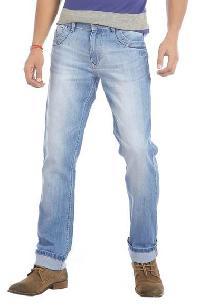 Narrow Fit Designer Jeans