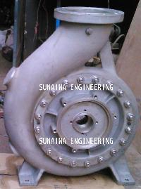 Stainless Steel Pump Casting