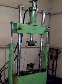 Shock Absorber Testing Machine