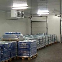 Cold Storage Plant Turnkey Project