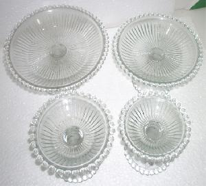 Glass Plates with stand