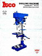 Itco 20mm Drill Machine
