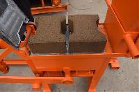Mud Block Making Machine