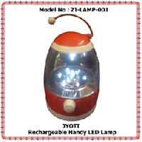 Led Rechargeable Lamp