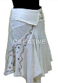 Designer Long Skirt (001)