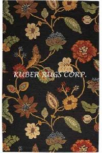 Hand Tufted Traditional Rugs