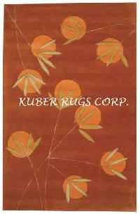 Woolen Hand Tufted Rugs