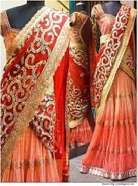 bridal designer wedding sarees