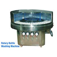 Rotary Bottle Washing Machine (STD Model)