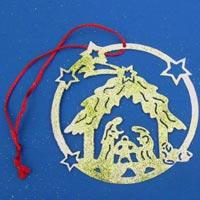 Iron Christmas Hangings