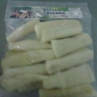 Frozen Boiled Cassava