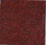 ruby red granite