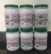 Natural Multivitamin Powder
