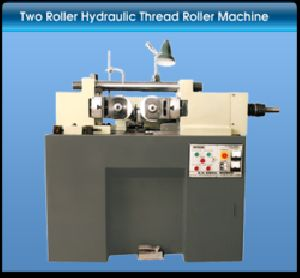 Dw 40 Two Roller Hydraulic Thread Rolling Machine