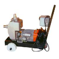 Suction Sweeper Machine