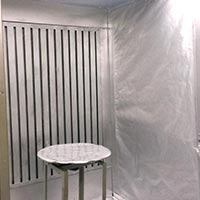 Paint Booth Dry