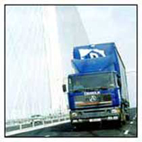 Road Freight Forwarding Service